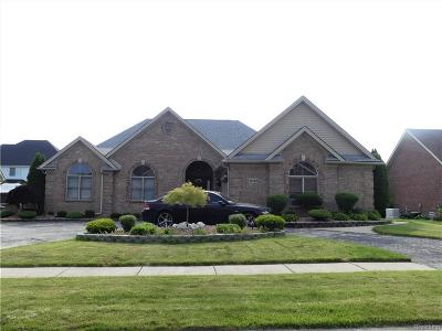 Brownstown, Brownstown Twp Single Family Home For Sale: 32529 Stefano Drive