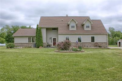 Saint Clair County, St. Clair County Single Family Home For Sale: 5800 Quain Road