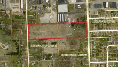 Commercial Lots & Land For Sale: 1385 Airport Road