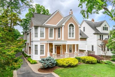 Birmingham Single Family Home For Sale: 672 Bloomfield Court