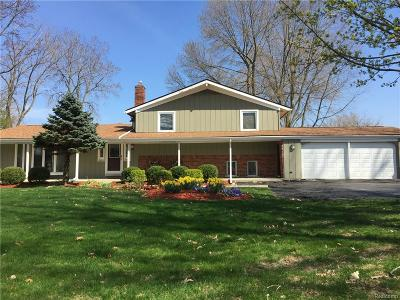 Single Family Home For Sale: 791 Beachway Drive