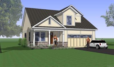 Westland Single Family Home For Sale: 22 Hawthorne Oaks Drive