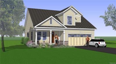 Westland Single Family Home For Sale: 23 Hawthorne Oaks Drive