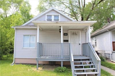 Single Family Home For Sale: 4388 9th Street