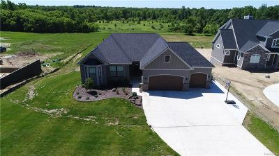 Commerce Single Family Home For Sale: 2969 Sleeth Road
