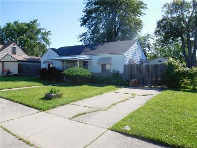 Single Family Home Sold: 26414 Normandy Street