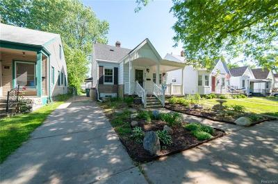 Ferndale Single Family Home For Sale: 803 Channing Street