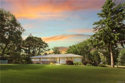 Oceana County Single Family Home For Sale: 723 N 22nd Avenue