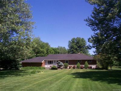 East China Twp Single Family Home For Sale: 5257 King Road