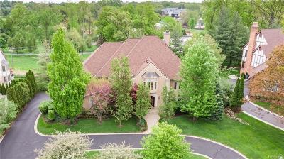 Bloomfield Twp Single Family Home For Sale: 2993 Heron Pl