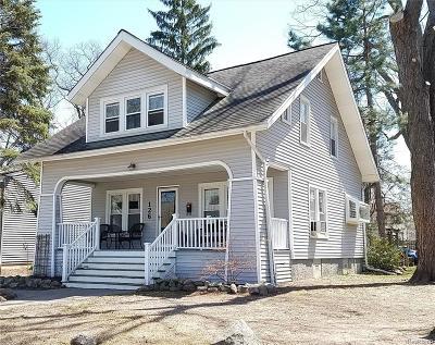 Royal Oak Single Family Home For Sale: 126 E La Salle Avenue