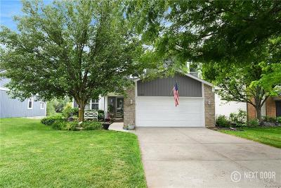 Wixom Single Family Home For Sale: 2287 Chief Lane