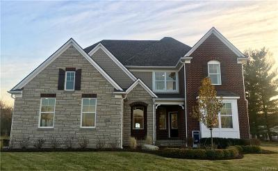 West Bloomfield, West Bloomfield Twp Single Family Home For Sale: 4507 Twin Beach Court