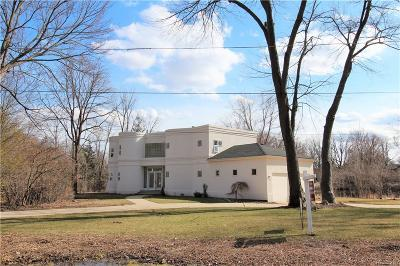Bloomfield Twp Single Family Home For Sale: 4845 Bryn Mawr Drive
