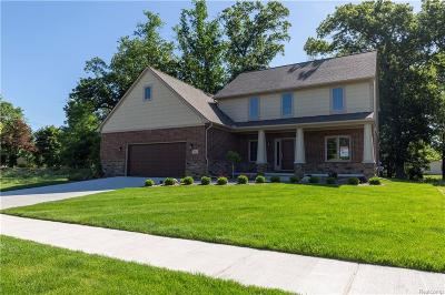 Commerce Twp Single Family Home For Sale: 2662 Chisana Drive
