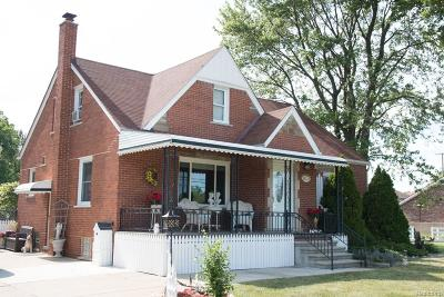 Sterling Heights Single Family Home For Sale: 38273 Dodge Park Road