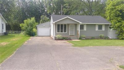 Huron Twp Single Family Home For Sale: 28943 Pennsylvania Road