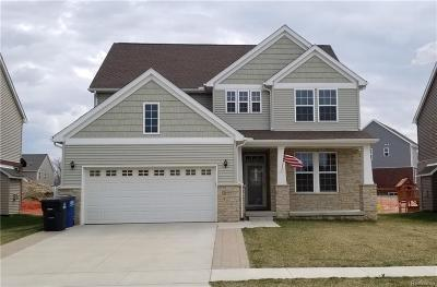 Westland Single Family Home For Sale: 36995 Chestnut Drive