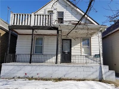 Hamtramck Multi Family Home For Sale: 11332 Saint Aubin Street