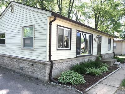 Farmington, Farmington Hills, Southfield, Livonia Single Family Home For Sale: 22796 Watt Drive