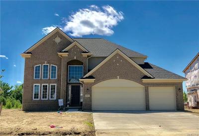 Lyon Twp Single Family Home For Sale: 55917 Worlington Lane