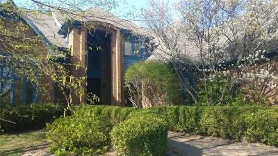 West Bloomfield, West Bloomfield Twp Single Family Home For Sale: 4894 Peggy Street