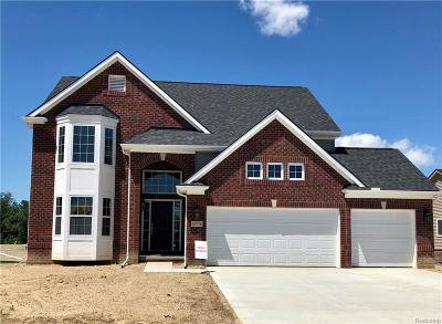 Lyon Twp Single Family Home For Sale: 24953 Thurber Trail