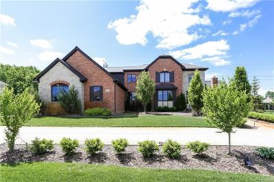 Novi MI Single Family Home For Sale: $824,900