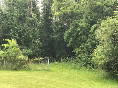 Huron Twp Residential Lots & Land For Sale: Harrison