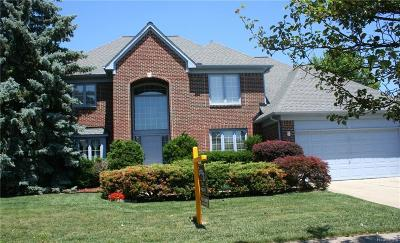 Single Family Home For Sale: 45262 Lothrop