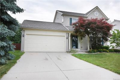 South Lyon MI Single Family Home For Sale: $269,900