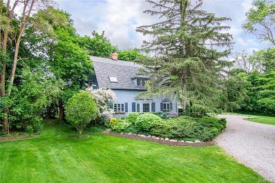 Bingham Farms Vlg Single Family Home For Sale: 32905 Bingham Road
