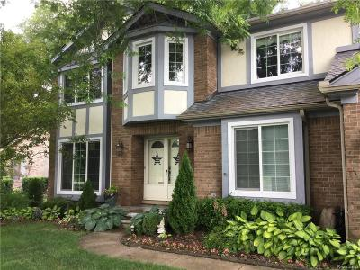 Livonia, Redford Twp, Farmington Hills, Farmington, Southfield Single Family Home For Sale: 37765 Pickford Drive