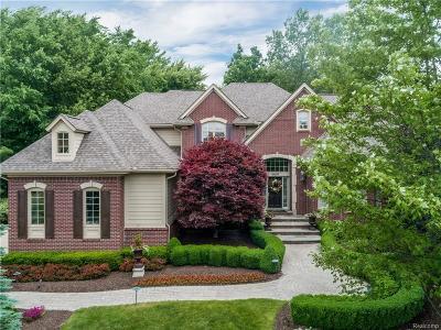 Oakland Twp Single Family Home For Sale: 5637 Kirkridge Trail