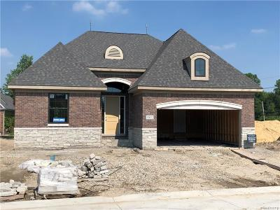 Shelby Twp MI Single Family Home For Sale: $479,000