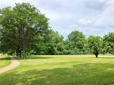 Troy Residential Lots & Land For Sale: 1731 E Wattles Road