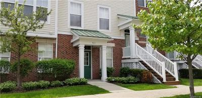 Plymouth Condo/Townhouse For Sale: 381 Red Ryder