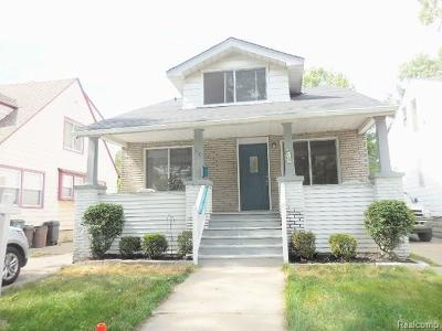 Ferndale Single Family Home For Sale: 310 W Bennett Avenue