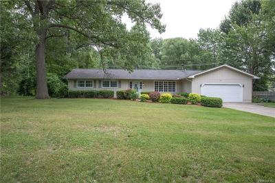 Waterford Single Family Home For Sale: 656 Reynolds Drive