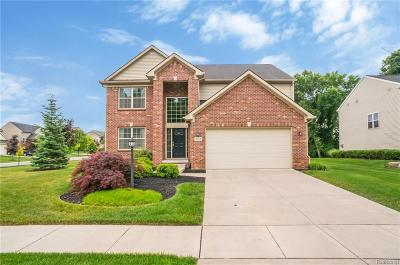 Commerce Twp Single Family Home For Sale: 2713 Trillium Hills Drive