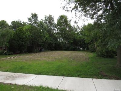 Taylor Residential Lots & Land For Sale: 6823 Buck Street