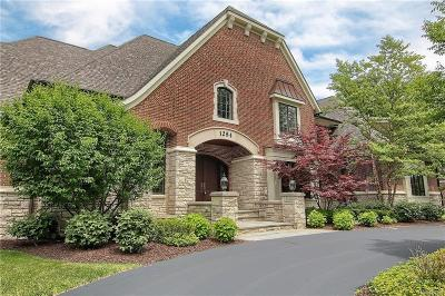 Bloomfield Twp Single Family Home For Sale: 1254 Cedarholm Lane