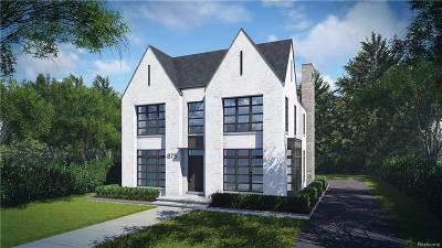 Birmingham Single Family Home For Sale: 875 Vinewood Avenue