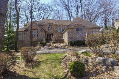 Bloomfield Twp Single Family Home For Sale: 2602 Norwood Road