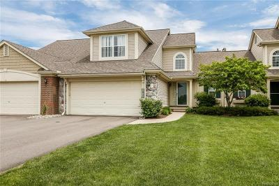 Canton, Canton Twp Condo/Townhouse For Sale: 1825 Wentworth