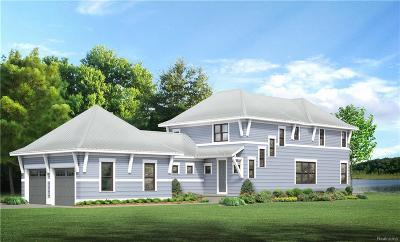 Harrison Twp Single Family Home For Sale: 30531 Manse Street