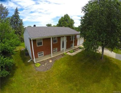 Wolverine Lake Vlg Single Family Home For Sale: 526 Wolverine Drive