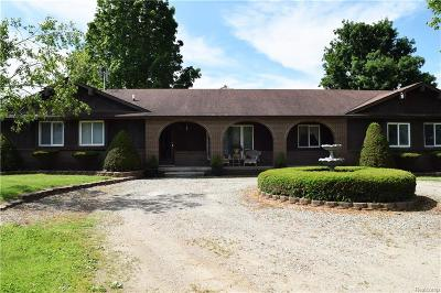 Single Family Home For Sale: 4545 Lone Tree Road