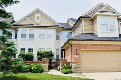 Troy Condo/Townhouse For Sale: 2030 Applewood