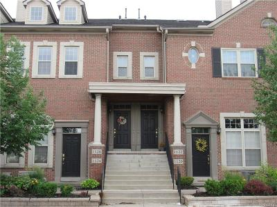 Allen Park, Lincoln Park, Southgate, Wyandotte, Taylor, Riverview, Brownstown Twp, Trenton, Woodhaven, Rockwood, Flat Rock, Grosse Ile Twp, Dearborn, Gibraltar Condo/Townhouse For Sale: 1122 Mason Street